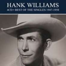 Hank Williams: Best Of The Singles 1947 - 1958, 4 CDs