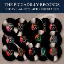 The Piccadilly Records Story, 4 CDs