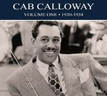 Cab Calloway (1907-1994): Volume One, 4 CDs