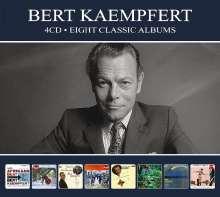 Bert Kaempfert (1923-1980): Eight Classic Albums, 4 CDs