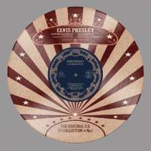 Elvis Presley (1935-1977): The Original U.S. EP Collection No.2 (Limited-Edition) (Picture Disc), Single 10""