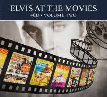 Elvis Presley (1935-1977): Filmmusik: At The Movies Volume Two, 4 CDs