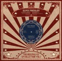 "Elvis Presley (1935-1977): US EP Collection Vol. 2 (Limited-Edition), Single 10"""