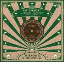 "Elvis Presley (1935-1977): US EP Collection Vol. 3 (Limited-Edition), Single 10"""