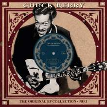 """Chuck Berry: The Original EP Collection No.1 (remastered) (Limited-Edition) (White Vinyl), Single 10"""""""