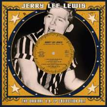 Jerry Lee Lewis: Teh Original US EP Collection No.1 (remastered) (Limited-Edition) (White Vinyl), Single 10""