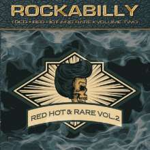 Oldie Sampler: Rockabilly: Red Hot & Rare Vol.2, 10 CDs
