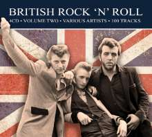British Rock'n'Roll Vol.2, 4 CDs