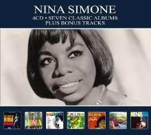 Nina Simone (1933-2003): Seven Classic Albums, 4 CDs