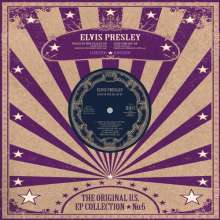 Elvis Presley (1935-1977): The Original U.S. EP Collection No.6 (Special Limited Collection) (White Vinyl), Single 10""