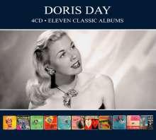 Doris Day: Eleven Classic Albums, 4 CDs
