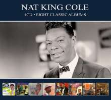 Nat King Cole (1919-1965): Eight Classic Albums, 4 CDs