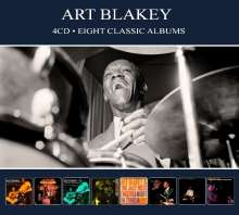 Art Blakey (1919-1990): Eight Classic Albums, 4 CDs