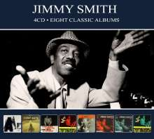 Jimmy Smith (Organ) (1928-2005): Eight Classic Albums, 4 CDs