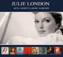Julie London: Eight Classic Albums, 4 CDs