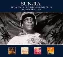 Sun Ra (1914-1993): Four Classic Albums Plus, 4 CDs