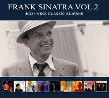 Frank Sinatra (1915-1998): Nine Classic Albums Vol. 2, 4 CDs