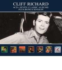 Cliff Richard: Seven Classic Albums, 4 CDs