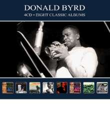 Donald Byrd (1932-2013): Eight Classic Albums, 4 CDs