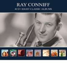 Ray Conniff: Eight Classic Albums, 4 CDs