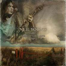 Neil Young: Heart Of Gold - Live (Limited-Numbered-Edition) (White Vinyl), 3 LPs