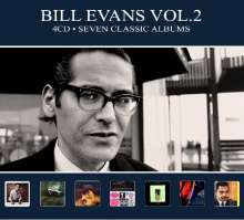 Bill Evans (Piano) (1929-1980): Seven Classic Albums Vol.2, 4 CDs
