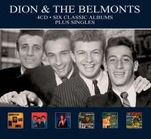 Dion & The Belmonts: Six Classic Albums Plus Singles, 4 CDs
