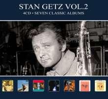 Stan Getz (1927-1991): Seven Classic Albums, 4 CDs