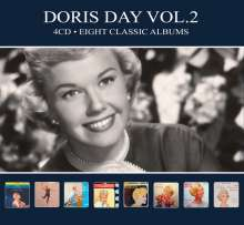 Doris Day: Eight Classic Albums, 4 CDs