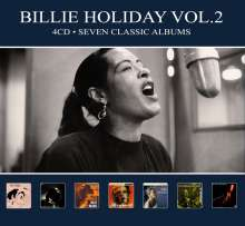 Billie Holiday (1915-1959): Seven Classic Albums, 4 CDs