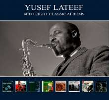 Yusef Lateef (1920-2013): Eight Classic Albums, 4 CDs