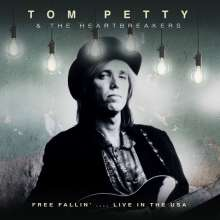 Tom Petty: Free Fallin'...  Live In The USA, 10 CDs