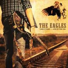 Eagles: Take It Easy.... Live In The USA, 10 CDs