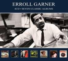 Erroll Garner (1921-1977): Seven Classic Albums, 4 CDs