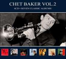 Chet Baker (1929-1988): Seven Classic Albums Vol.2, 4 CDs