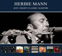 Herbie Mann (1930-2003): Eight Classic Albums, 4 CDs