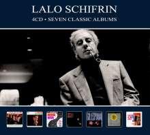 Lalo Schifrin (geb. 1932): Filmmusik: Seven Classic Albums, 4 CDs