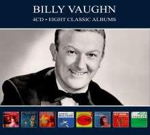 Billy Vaughn: Eight Classic Albums, 4 CDs
