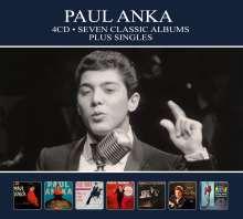 Paul Anka: Seven Classic Albums Plus Singles, 4 CDs