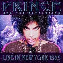 Prince: Live In New York 1985 (Limited Numbered Edition) (Purple Vinyl), 3 LPs