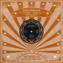 "Elvis Presley (1935-1977): Loving You EP (Limited Edition) (White Vinyl), Single 10"""
