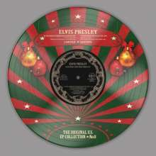 """Elvis Presley (1935-1977): Christmas EP (Limited Edition) (Picture Disc), Single 10"""""""