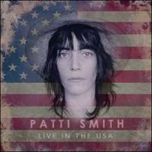 Patti Smith: Live In The USA, 10 CDs