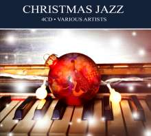 Christmas Jazz, 4 CDs