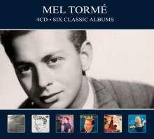 Mel Tormé (1925-1999): Six Classic Albums, 4 CDs