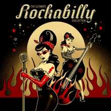 Ultimate Rockabilly Collection, 6 CDs