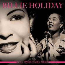 Billie Holiday (1915-1959): Twelve Classic Albums, 6 CDs