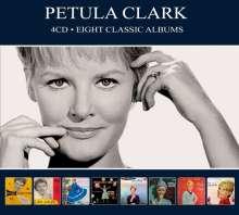 Petula Clark: Eight Classic Albums, 4 CDs