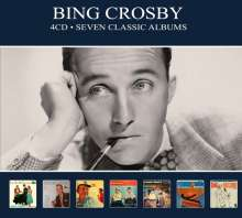 Bing Crosby (1903-1977): Seven Classic Albums, 4 CDs