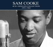 Sam Cooke: Singles Collection 1951 - 1962, 4 CDs